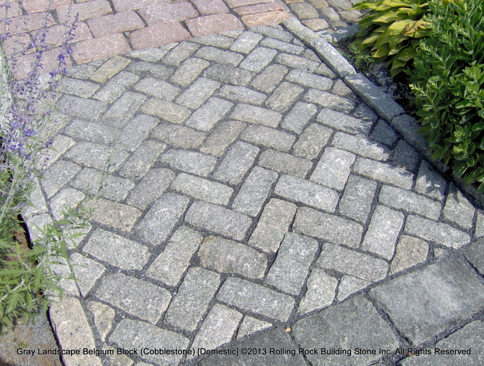 Gray landscape rolling rock building stone inc for Grey stones for landscaping